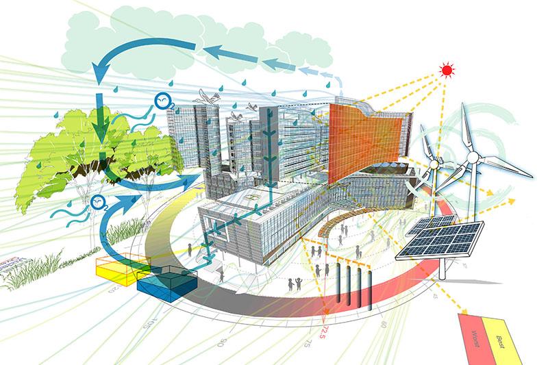New Paradigm in Architecture